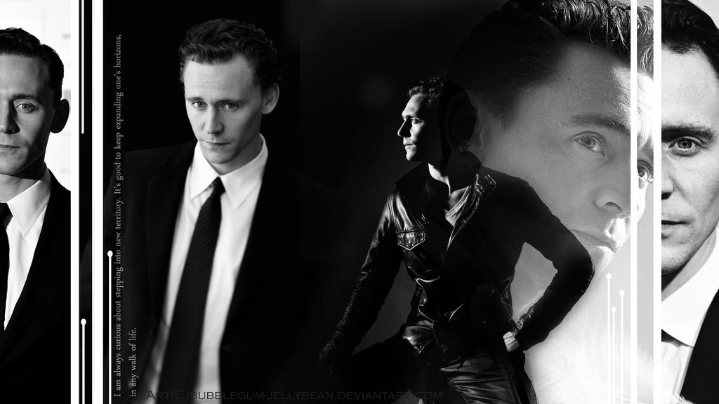 Tom Hiddleston Wallpaper By Bubblegum-Jellybean On DeviantArt