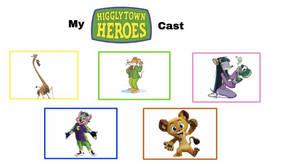 My Higglytown Heroes Cast Meme
