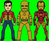 Iron Man by HenshinDaisuke