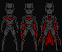 Batman Beyond Redesign by HenshinDaisuke