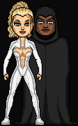 Spider-Man and his Amazing Friends: Cloak-Dagger by HenshinDaisuke