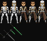 Star Wars OC Redesigned
