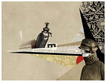 Falconry by drahomira