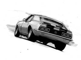 muscle V8 design by daviaugusto