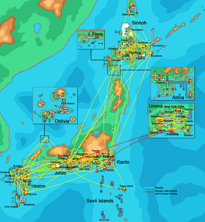 johto map with routes