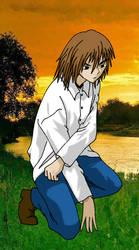 Hideo Shinkai - Casual Wear by Kase-dog