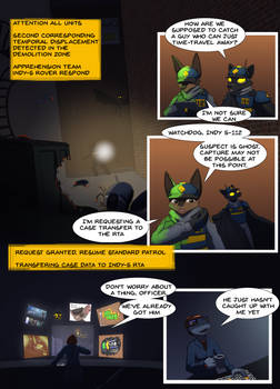 Dex Was Here - page 9