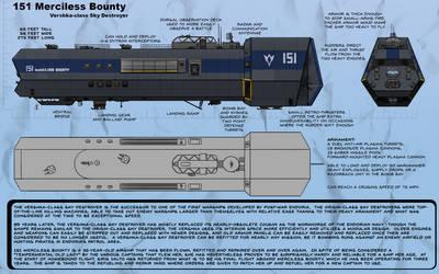 151 Merciless Bounty overview