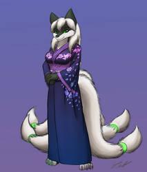 Princess in a Kimono