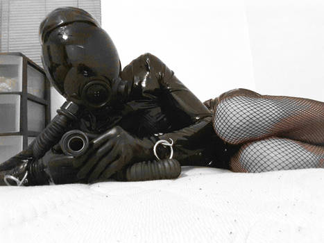 Heavy Rubber and Fishnets