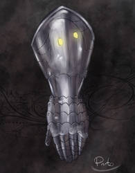 Ghostly Gauntlet by hellones