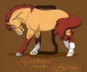 horse by Sayako44