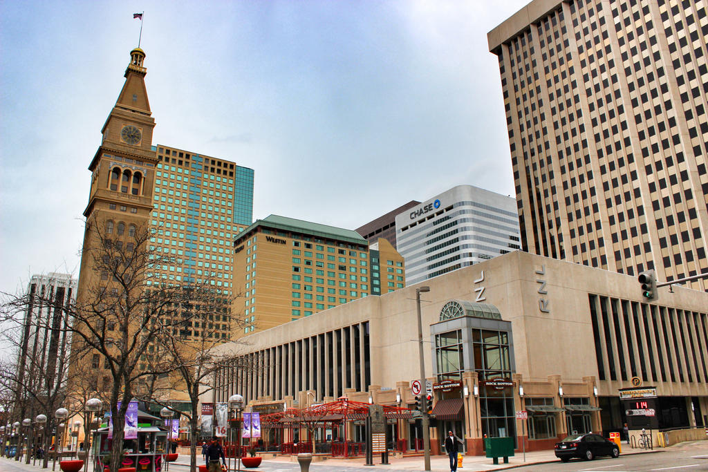 Downtown Denver by Devan465