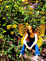 Fairy In Blue Jeans by PridesCrossing