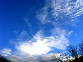 Blue Winter Sky 3