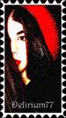 Delirium77 Stamp by PridesCrossing