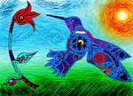 Flight In Color