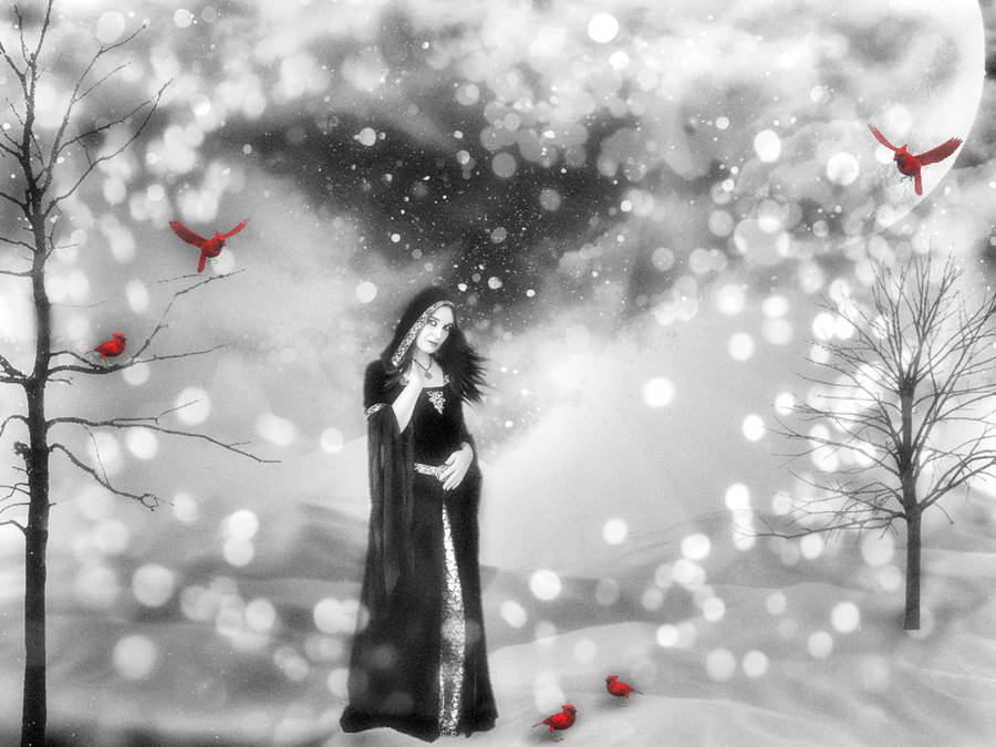 A Misty Winters Eve by PridesCrossing
