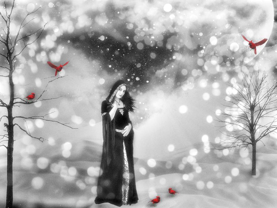 A Misty Winters Eve
