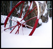 First Snow 2009 by PridesCrossing
