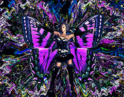 Dark Fairy by PridesCrossing
