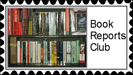 Book Reports Club Stamp by PridesCrossing