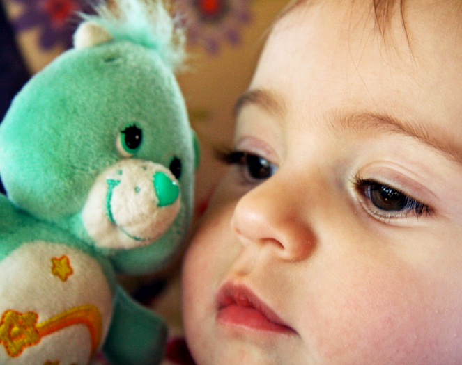 sweet baby girl 2 by pridescrossing - Sweet Baby Girl