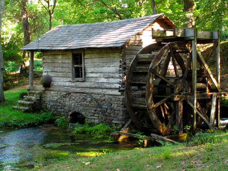 Old Mill Stock