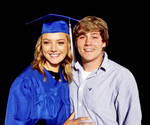 Proud Boy Friend and Graduate