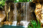 Man made Waterfall 2 stock by PridesCrossing