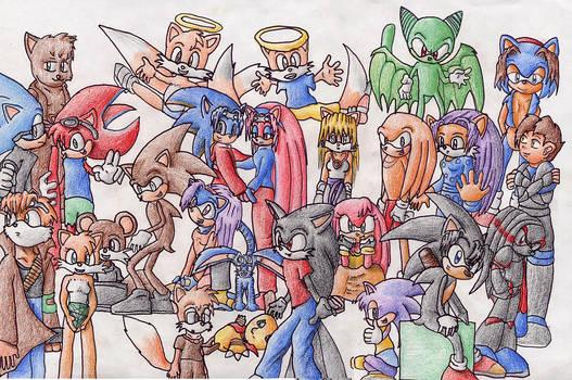 Mobius Forum Picture Colored