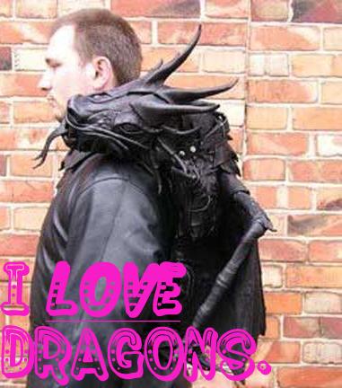 Необычные рюкзаки.
