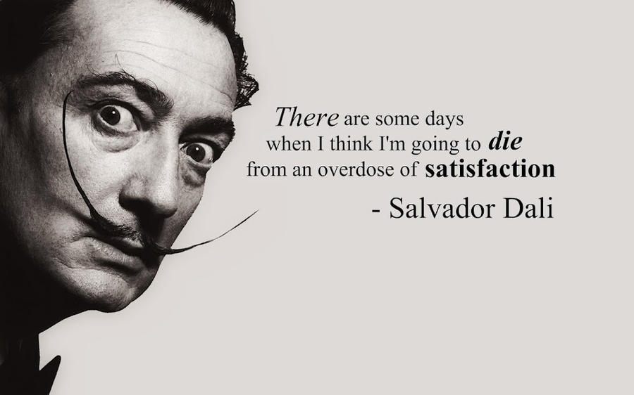 Salvador Dali Quotes Salvador Dali Quoteguzinanda On Deviantart