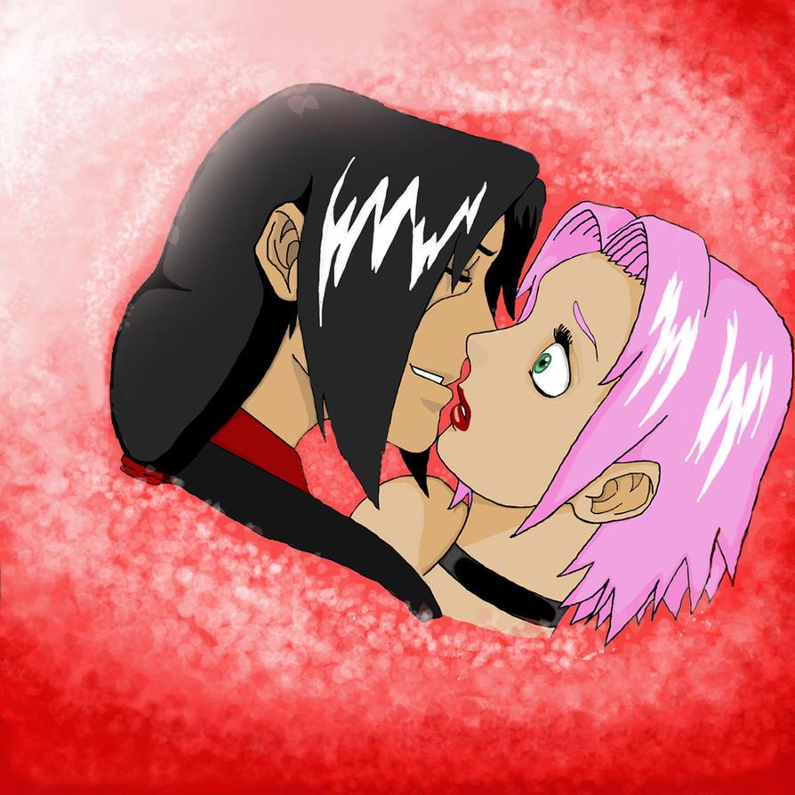Be my Valentine? by Mi-Chan148