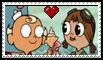 FlapjackxSally Stamp