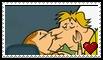 TDA OwenxIzzy Stamp by schwarzekatze4