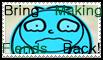 Bring Making Fiends Back stamp by schwarzekatze4