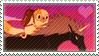 CakexMonochromicorn Stamp