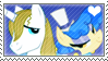 .:request:. SapphireBlood Stamp by schwarzekatze4