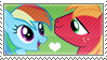 .:request:. MacinDash Stamp by schwarzekatze4