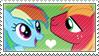 .:request:. MacinDash Stamp by schwarzekatze4