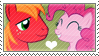 .:request:. Pinkintosh Stamp by schwarzekatze4