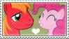 .:request:. Pinkintosh Stamp by schwarzekatze4