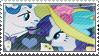 .:request:. RariPants Stamp by schwarzekatze4