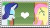 .:request:. RariShy Stamp by schwarzekatze4