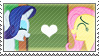 .:request:. RariShy Stamp by schwarzekatze4