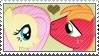 .:request:. FlutterMac Stamp by schwarzekatze4