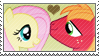 .:request:. FlutterMac Stamp by schwarzekatze4