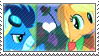 .:request:. SoarinJack Stamp by schwarzekatze4