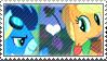 .:request:. SoarinJack Stamp by schwarzekatze4